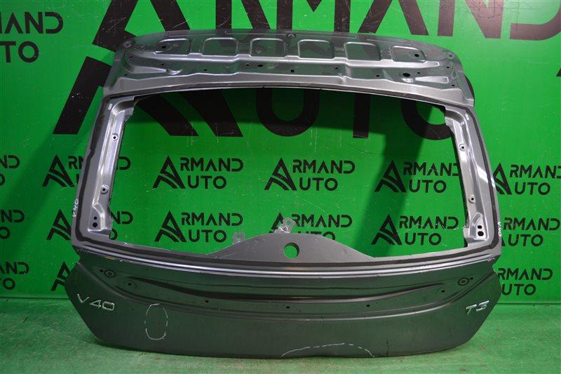 Дверь багажника Volvo V40 2 2012 (б/у)