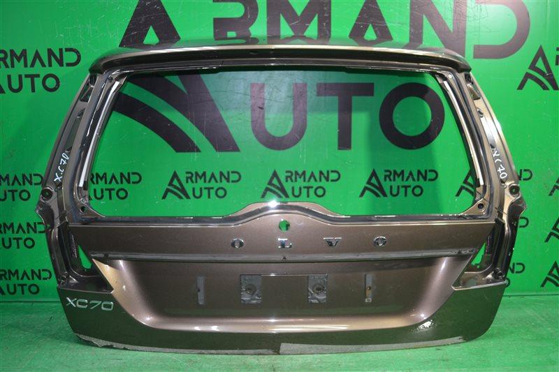 Дверь багажника Volvo Xc70 2 2007 (б/у)