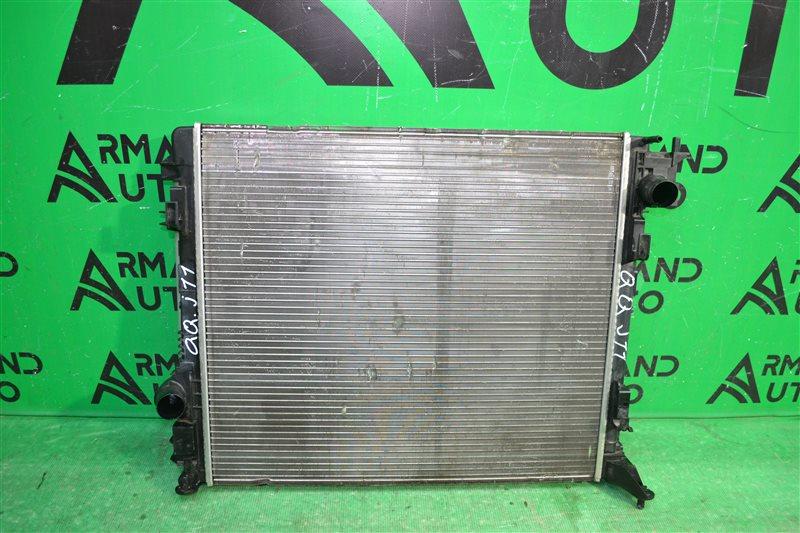 Радиатор Nissan Qashqai J11 2013 (б/у)