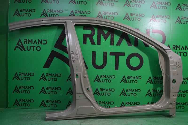 Боковина Nissan Almera G15 2013 передняя правая (б/у)