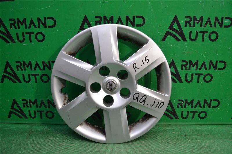 Колпак колесный r16 Nissan Qashqai J10 2006 (б/у)