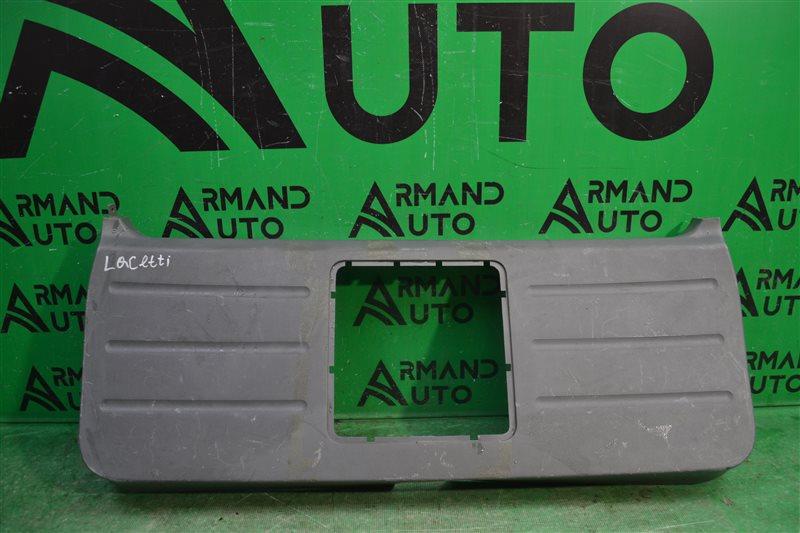 Обшивка двери багажника Chevrolet Lacetti УНИВЕРСАЛ 2004 (б/у)