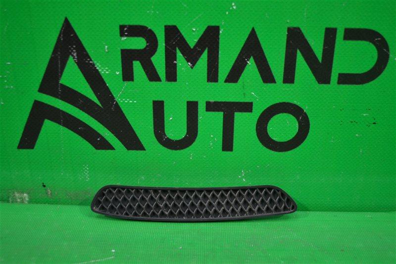 Накладка бампера amg Mercedes Gla X156 2013 задняя левая (б/у)