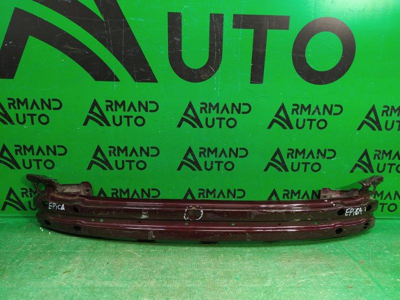 Усилитель бампера Chevrolet Epica 2006 задний (б/у)