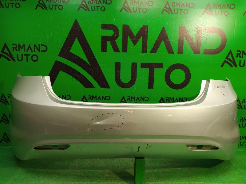 Бампер Hyundai Elantra 5 2011 задний (б/у)