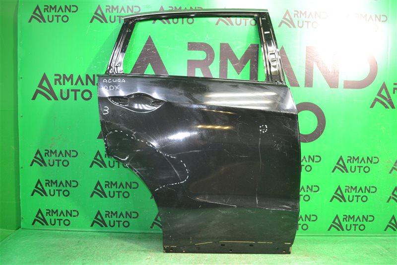 Дверь Acura Rdx 2 2013 задняя правая (б/у)