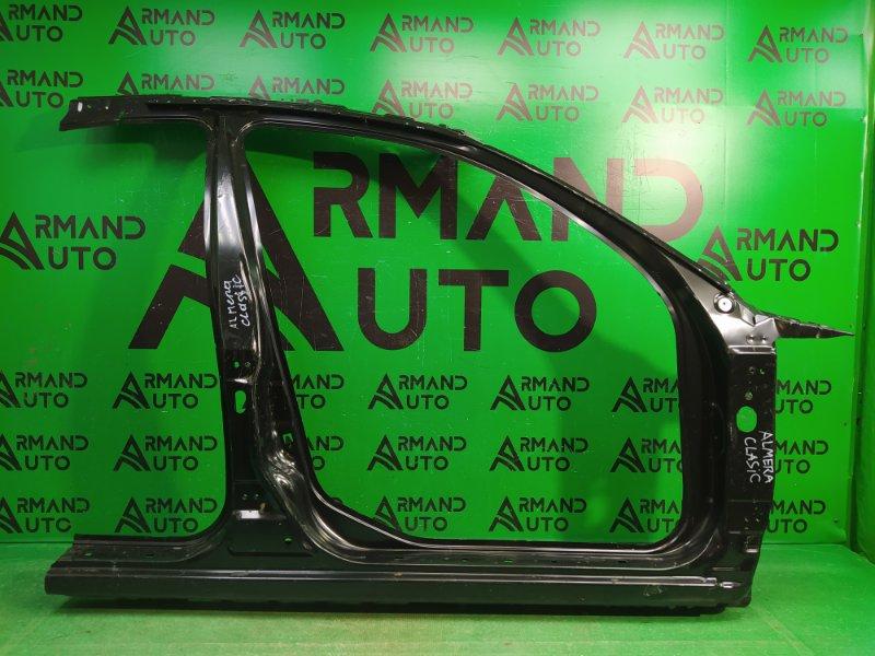 Боковина Nissan Almera Classic B10 2006 правая (б/у)