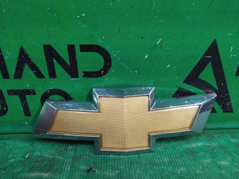 Эмблема Chevrolet Cruze 2008 (б/у)