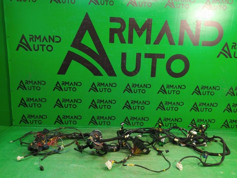 Проводка моторного отсека Nissan Terrano 3 2014 (б/у)