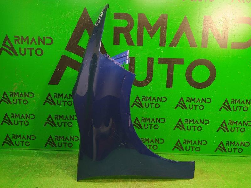 Крыло Citroen C4 Grand Picasso 2 2013 переднее правое (б/у)