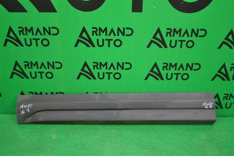 Накладка двери Audi Q3 8U 2011 передняя левая (б/у)