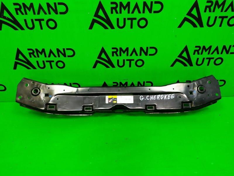 Панель передняя ( телевизор ) Jeep Grand Cherokee WK2 2010 верхний (б/у)