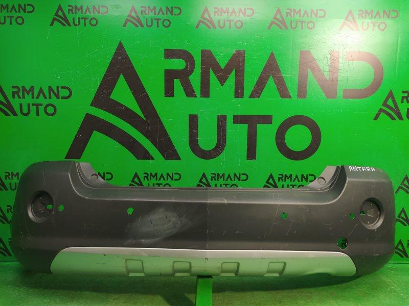 Бампер Opel Antara 2006 задний (б/у)