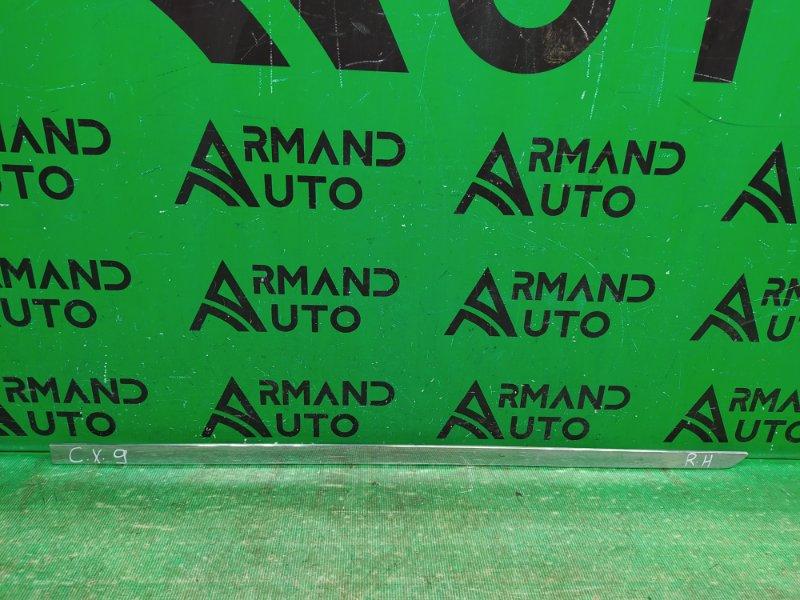 Накладка двери Mazda Cx-9 Cx9 2 2016 передняя правая (б/у)