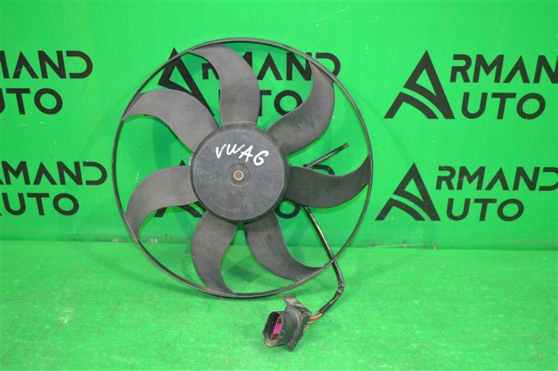 Вентилятор радиатора Volkswagen Golf 5 2003 (б/у)