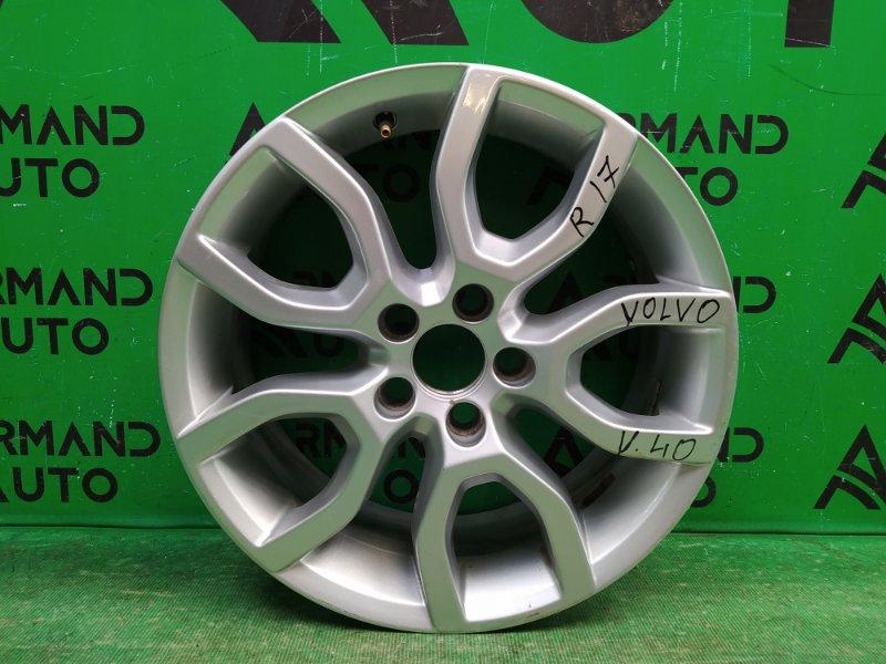Диск r17 Volvo V40 Cross Country 2 2012 (б/у)