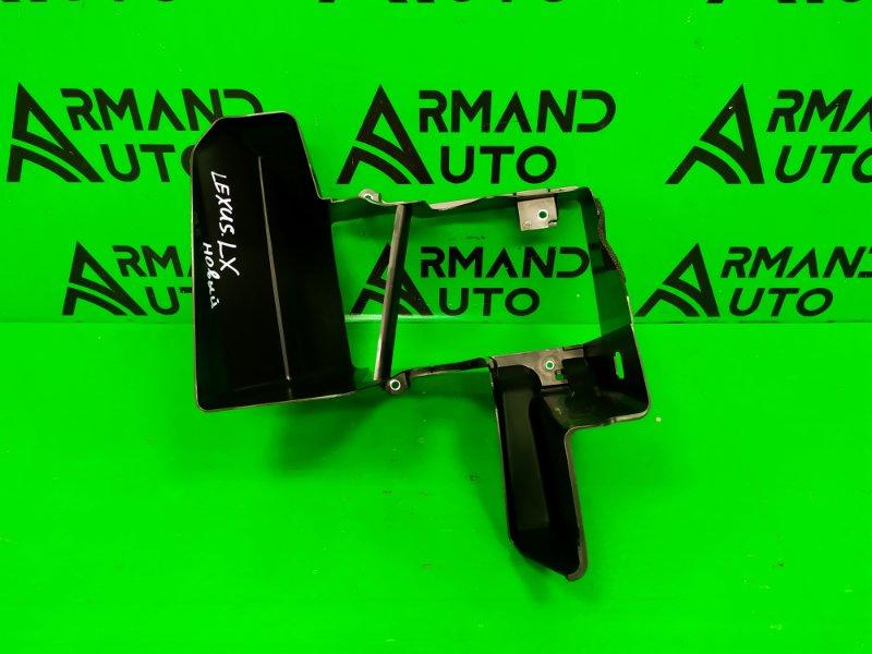 Дефлектор радиатора Lexus Lx 3 РЕСТАЙЛИНГ 2 2015 (б/у)