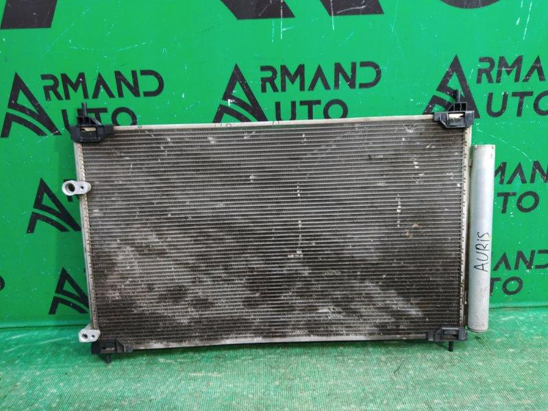 Радиатор кондиционера Toyota Auris 2 2007 (б/у)