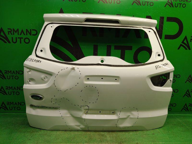 Дверь багажника Ford Ecosport 2014 (б/у)