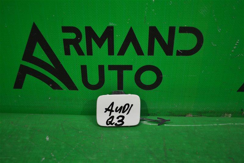 Заглушка бампера Audi Q7 4M 2015 задняя левая (б/у)