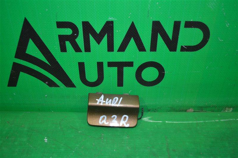 Заглушка бампера s-line Audi Q3 8U 2011 задняя правая (б/у)