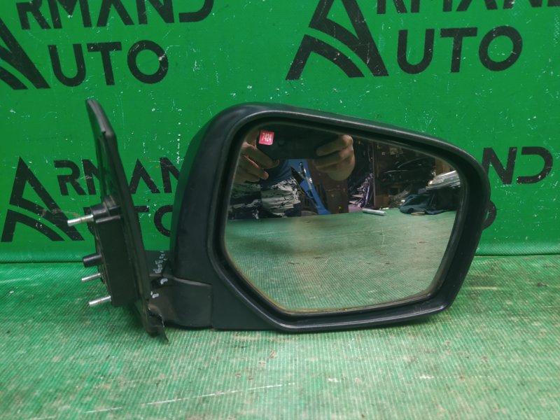 Зеркало Mitsubishi L200 4 2006 правое (б/у)