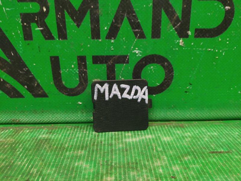 Заглушка бампера Mazda Cx-5 2011 (б/у)