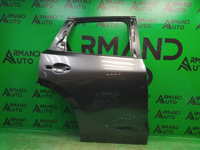 Дверь Mazda Cx-5 2 2017 задняя правая (б/у)