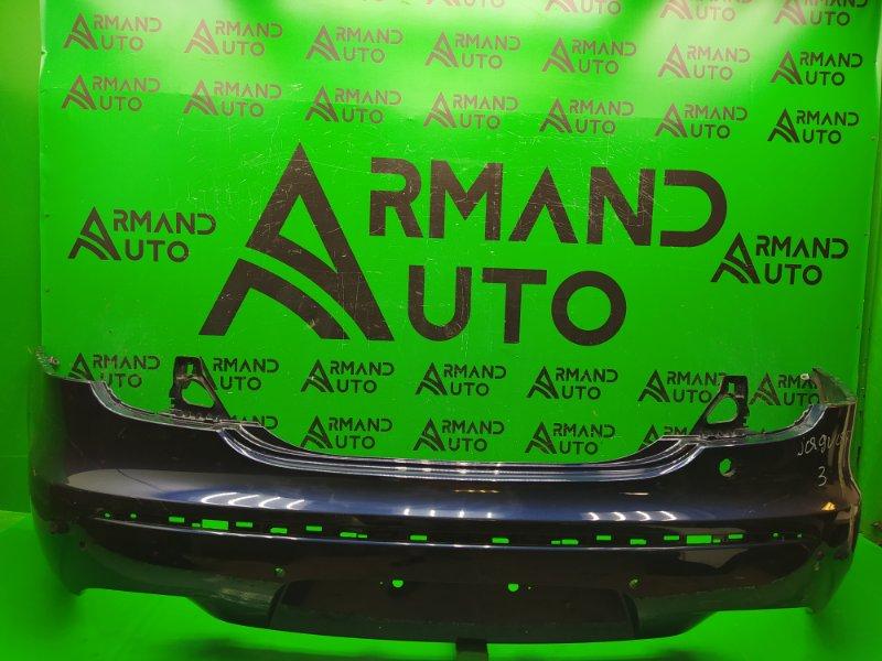 Бампер Jaguar Xj X351 2009 задний (б/у)