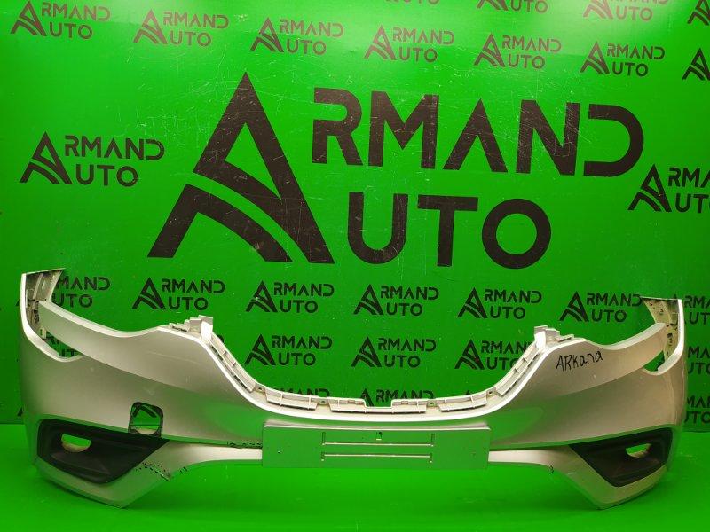 Бампер Renault Arkana 2019 передний (б/у)