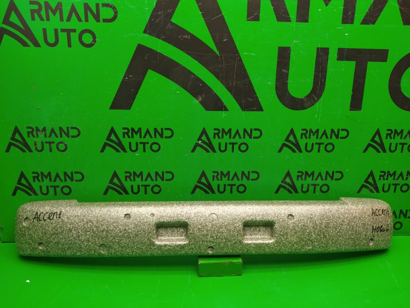 Абсорбер бампера Hyundai Accent 2005 задний (б/у)