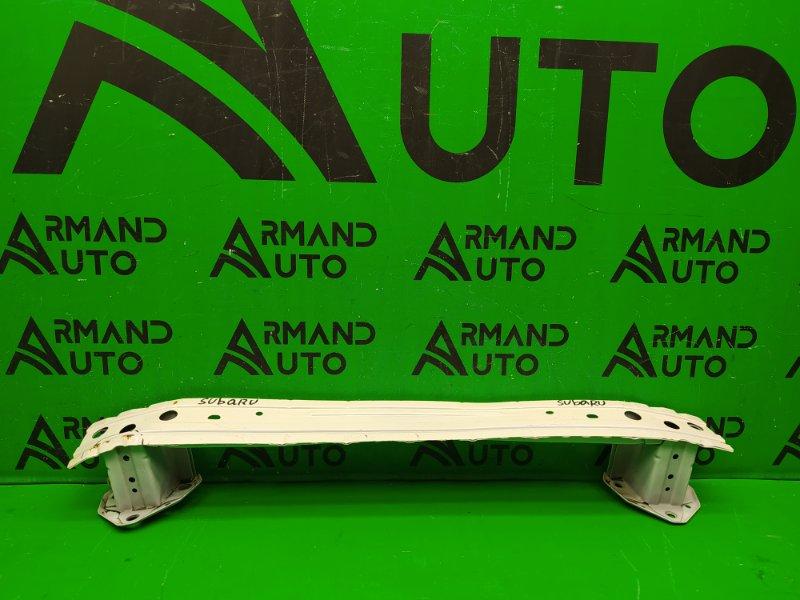 Усилитель бампера Subaru Sj 2012 задний (б/у)