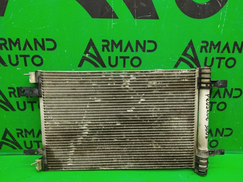 Радиатор кондиционера Citroen C4 Picasso 2 2013 (б/у)