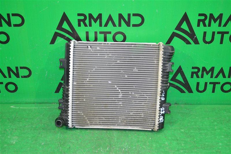 Радиатор охлаждения amg 63 Mercedes Gle W166 2011 (б/у)