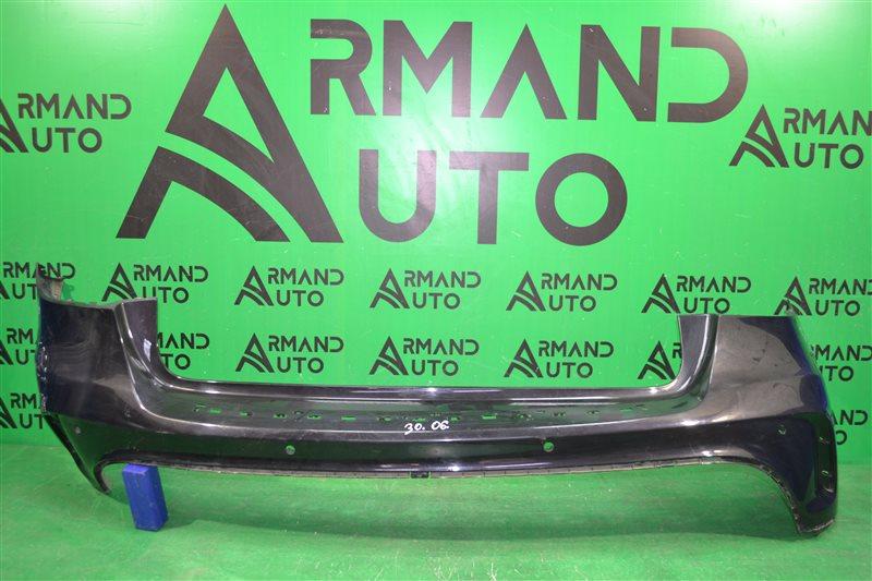 Бампер amg Mercedes Gla X156 2013 задний (б/у)