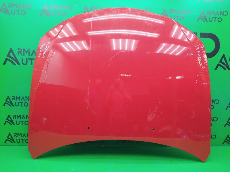 Капот Subaru Impreza 3 2007 (б/у)
