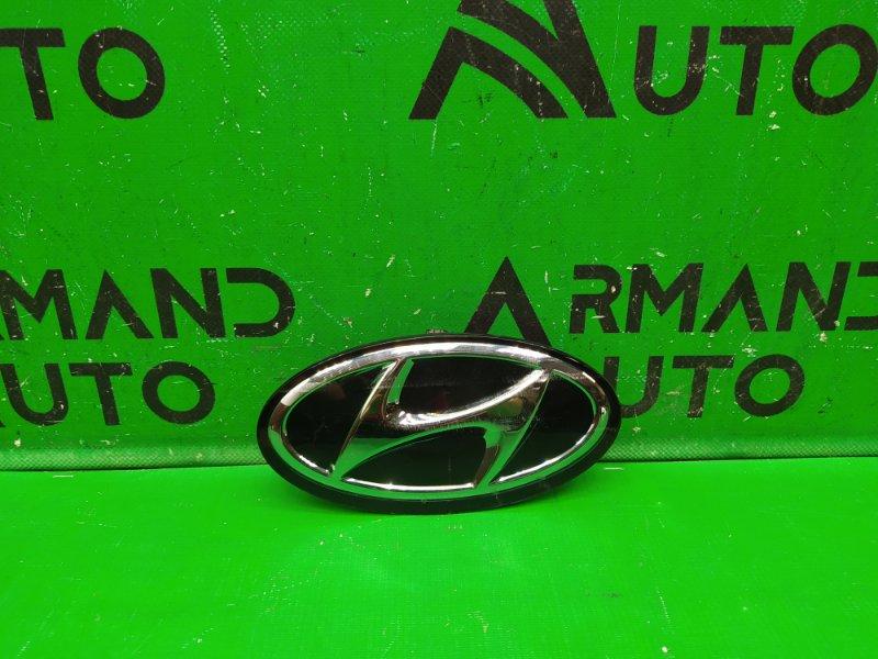 Эмблема Hyundai Sonata 8 2019 (б/у)