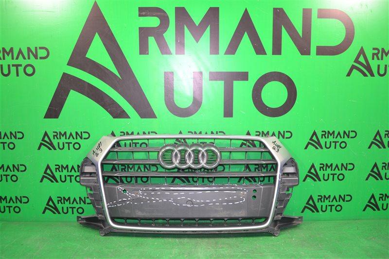 Решетка радиатора Audi Q3 8U 2014 (б/у)