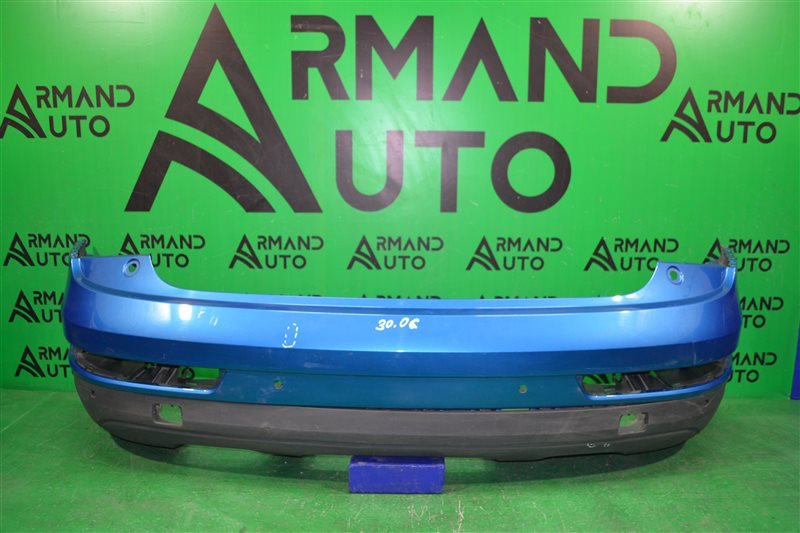 Бампер Audi Q3 8U 2011 задний (б/у)