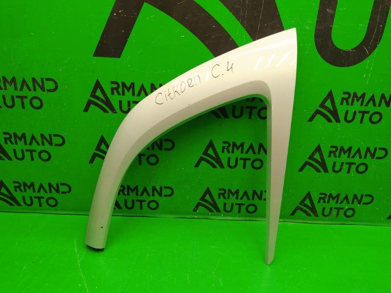 Накладка лобового стекла Citroen C4 Grand Picasso 2 2013 (б/у)