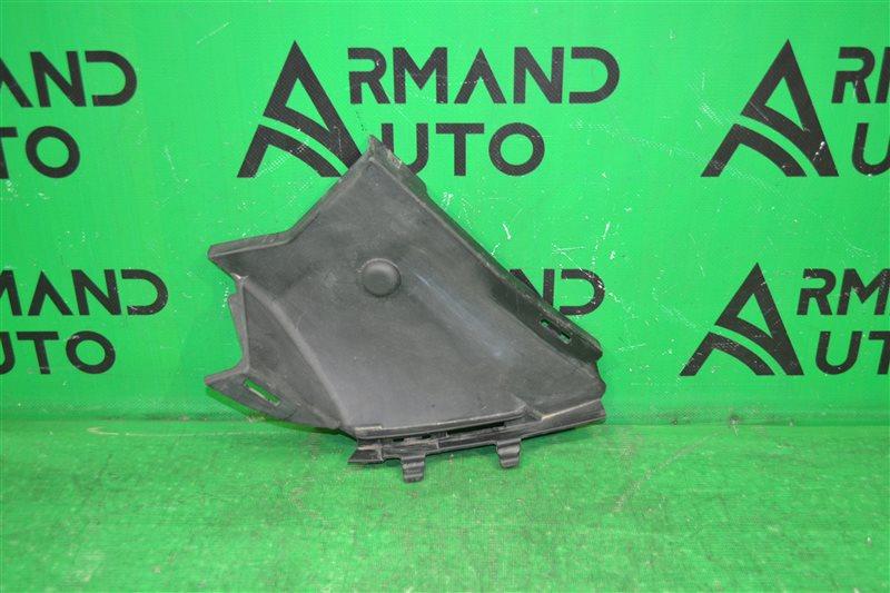 Дефлектор бампера amg Mercedes Glc X253 2015 передний правый (б/у)