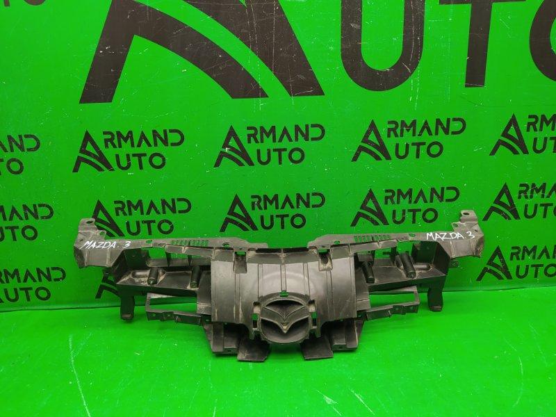 Кронштейн решетки радиатора Mazda 3 BL 2009 (б/у)