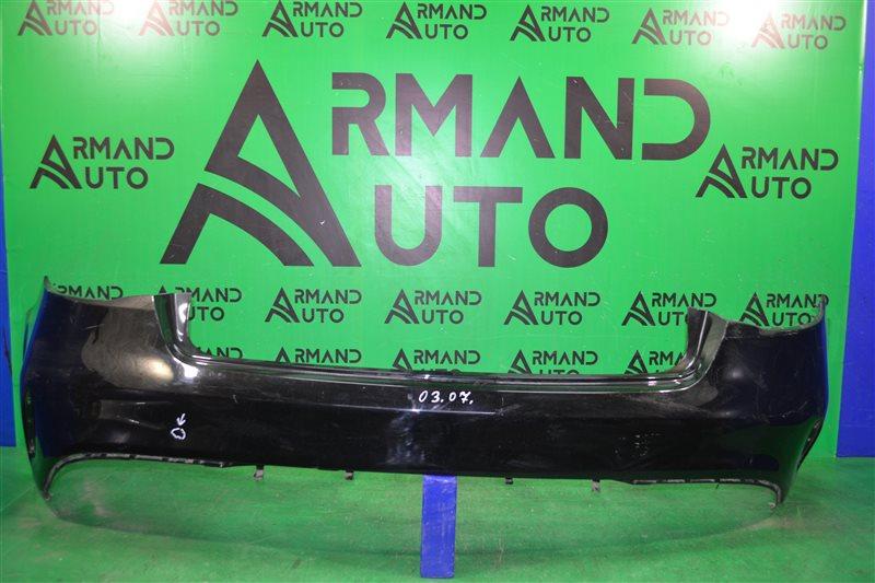 Бампер amg Mercedes Gle Coupe C292 2015 задний (б/у)