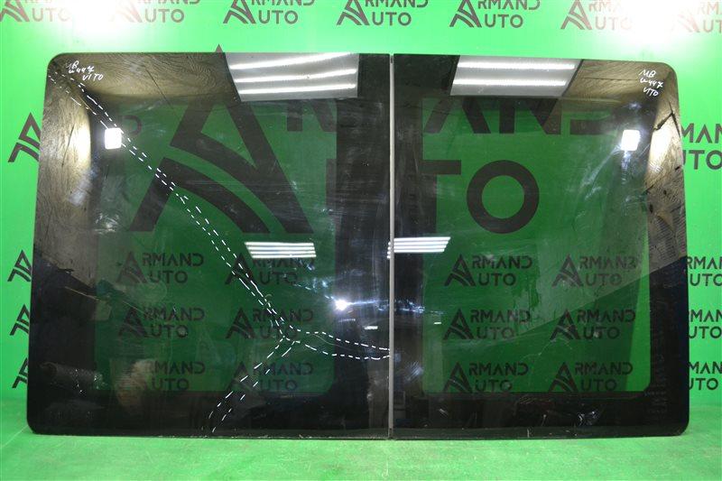 Стекло панорамной крыши Mercedes Viano W447 2014 (б/у)