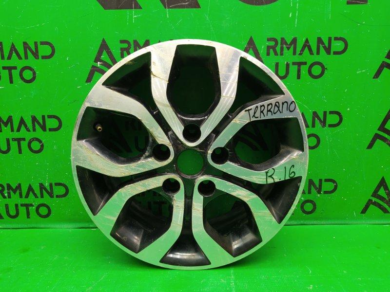 Диск r16 Nissan Terrano 3 2014 (б/у)