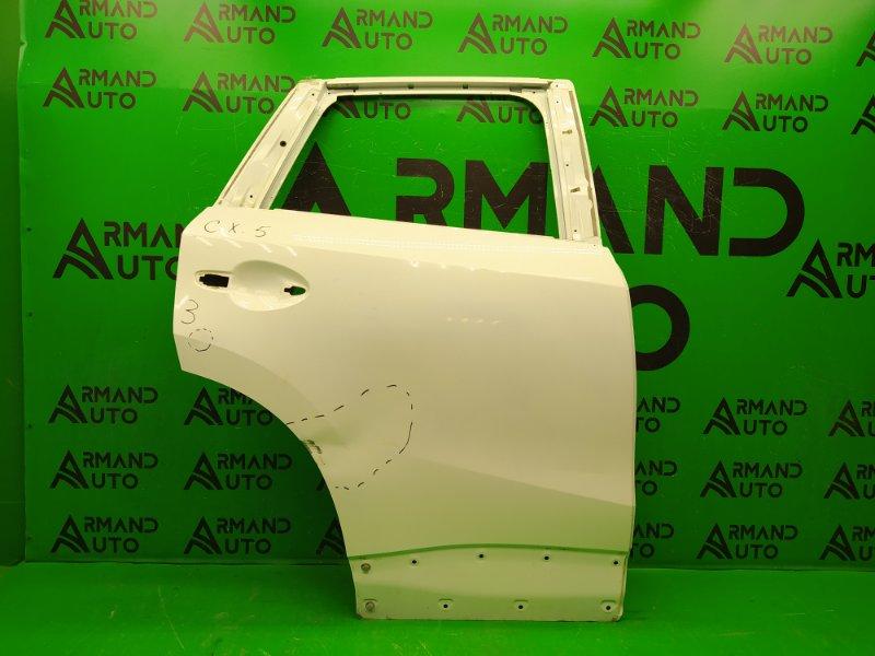 Дверь Mazda Cx-5 1 2011 задняя правая (б/у)
