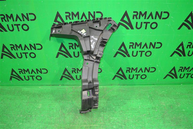 Кронштейн бампера Audi Q3 8U 2011 задний правый (б/у)