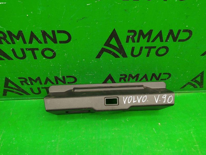 Накладка замка багажника Volvo V90 Cross Country 1 2016 (б/у)