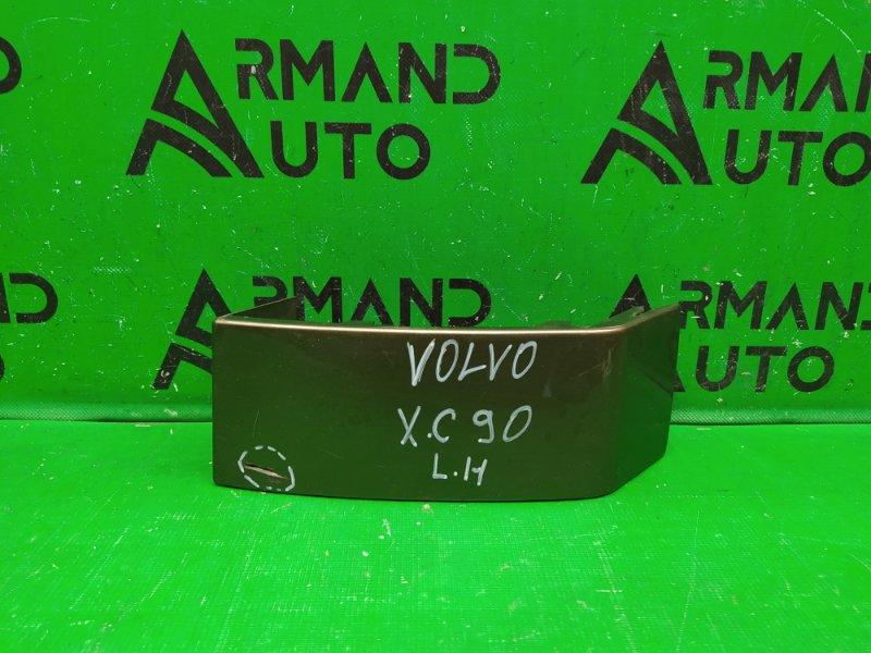Накладка фонаря Volvo Xc90 1 2006 левая (б/у)