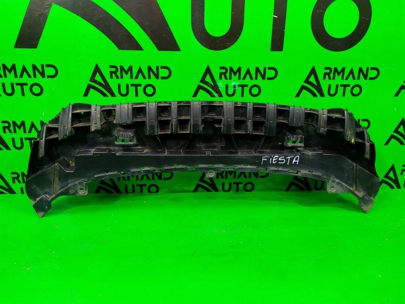 Пыльник бампера (двигателя) Ford Fiesta MK6 РЕСТАЙЛИНГ 2012 (б/у)